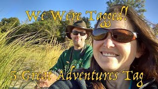 5 Greatest Adventures Tag thumbnail