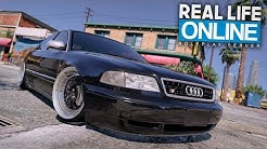 Der 700.000 ABONNENTEN BANKRAUB! - GTA 5 Real Life Online