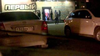 Продажа алкоголя после 23-00. Челябинск. Парковый!!!!(Магазин позиционирует себя как кафе 24 часа. Но на самом деле это не так. В магазине 2 комнаты, одна малюсенька..., 2016-04-13T06:28:28.000Z)
