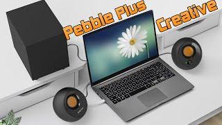 Creative Pebble Plus - sprawdzamy ulepszoną wersję 2.1 z subwooferem! / test, recenzja, review