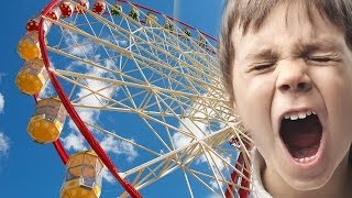 Terrifying Facts About Theme Parks
