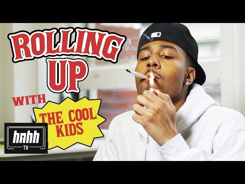 How to Roll a Blunt-Joint Hybrid with The Cool Kids (HNHH)