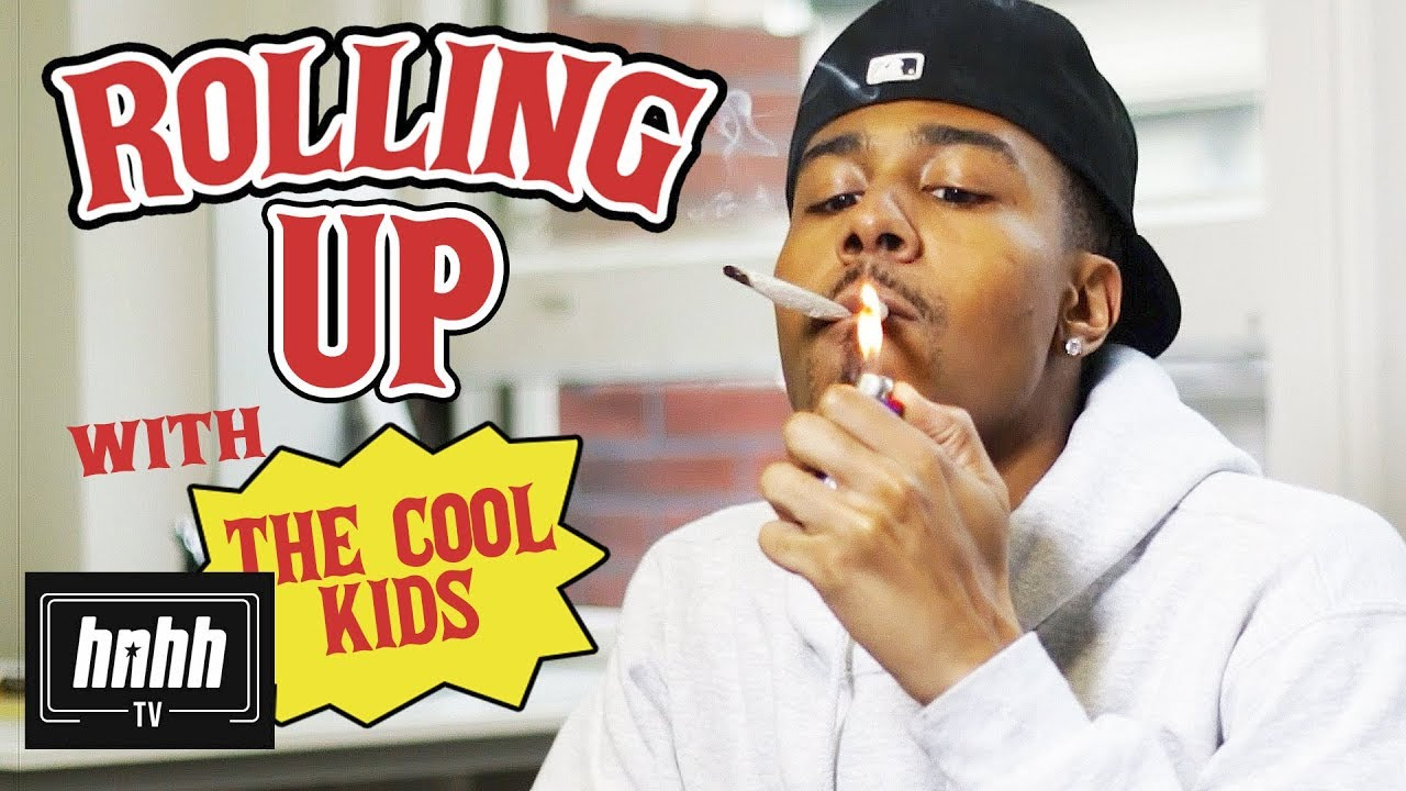 How to Roll a Blunt-Joint Hybrid with The Cool Kids