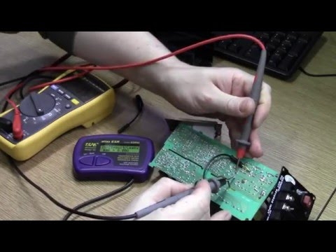 Another Mains Inverter Repair