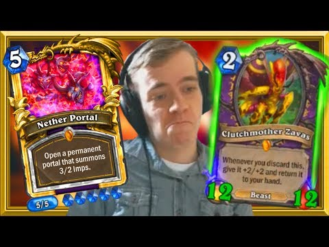 Super Quick Quest! 2 Mana 12/12! Is Discard Finally Good?