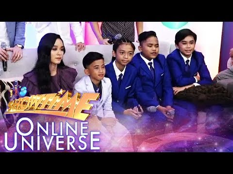TNT Kids Sing OPM Songs' | Showtime Online Universe