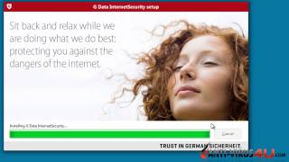 Download and Install G Data 2015