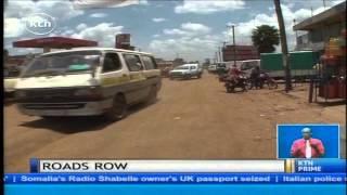 Legislators raise questions over allocation of government funds for road construction