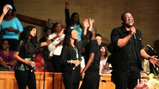 Tye Tribbett Live Greater Allen Cathedral Greater Than PART 1