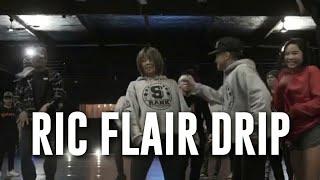 Bailey Sok ~ RIC FLAIR DRIP Offset| Melvin Timtim Choreography