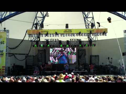 """Blues Traveler """"Mulling It Over~But Anyway"""" SunFest 2014"""