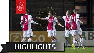 Video Highlights Jong Ajax - RKC Waalwijk download MP3, 3GP, MP4, WEBM, AVI, FLV Oktober 2017