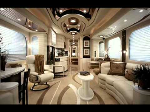 Slide In Truck Camper Interior