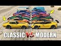 GTA 5 ONLINE - MODERN VS CLASSIC (WHICH IS FASTEST?)