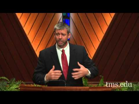 "Paul Washer ""A Living and Holy Sacrifice"" Romans 12:1-2"