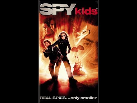 Opening to Spy Kids 2001 VHS