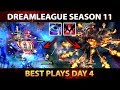 BEST PLAYS - GROUPSTAGE - Day 4 - STOCKHOLM MAJOR - DreamLeague Dota 2