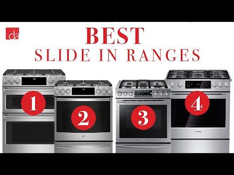 Slide In Range - Ranked Top 4 Best Models