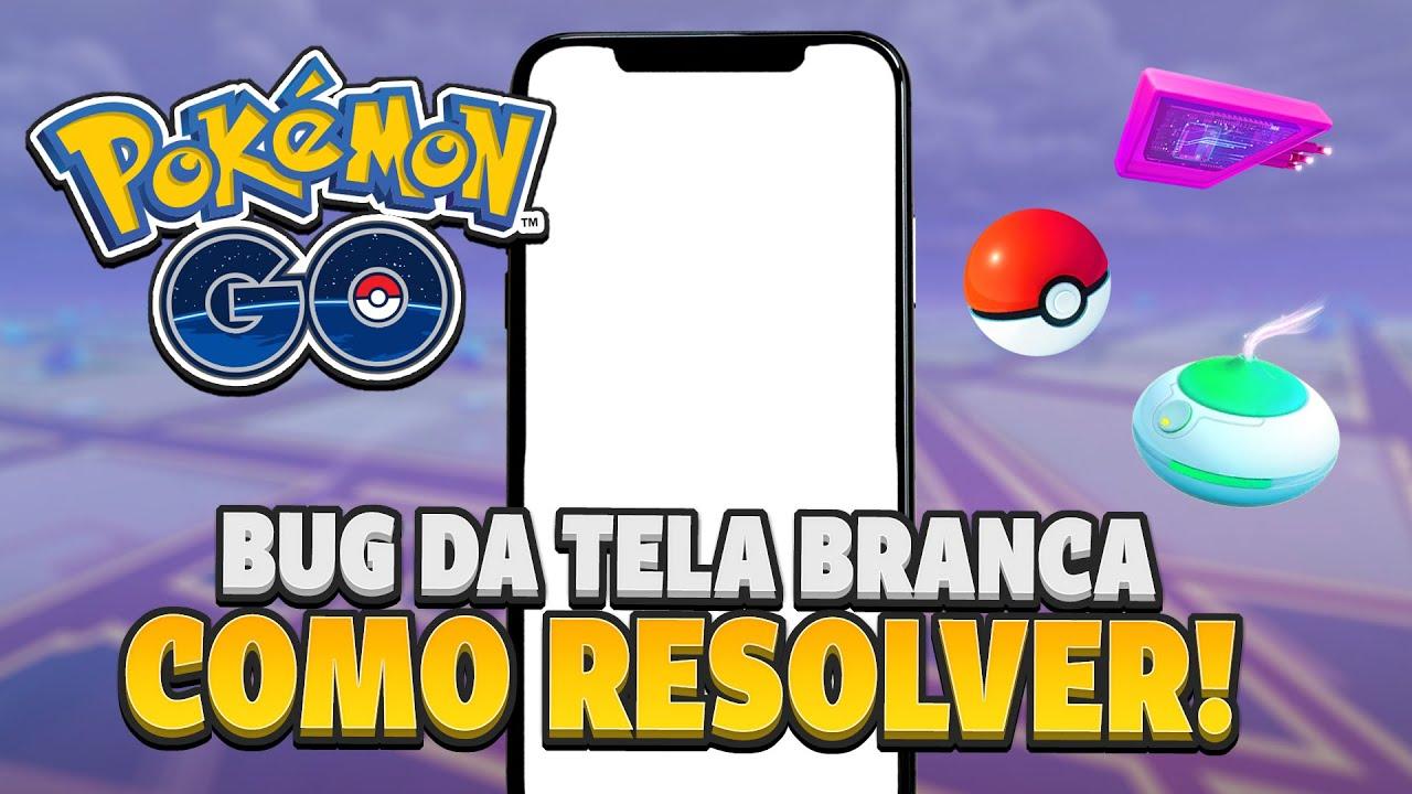 BUG da Tela Branca: Dica para resolver! | Pokémon GO