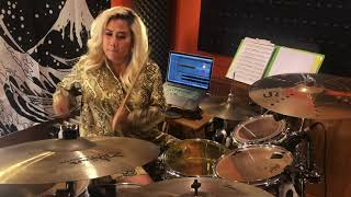 Savage Remix - Megan Thee Stallion & Beyonce - Isabelle De Leon Drum Cover