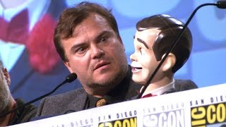 Goosebumps Comic Con 2014 Panel - Jack Black