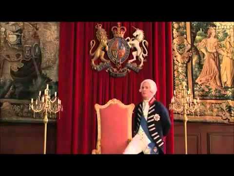 John Adams Meets With King George III