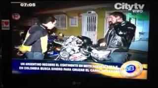 Entrevista CityTV Bogota, Colombia.