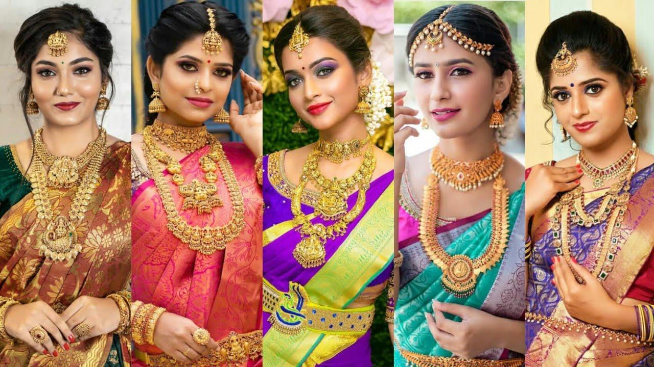 Download Bridal Instagram Reels l Bridal Saree Dance Instagram Reels Video l Tamil Girl Reels Video-84