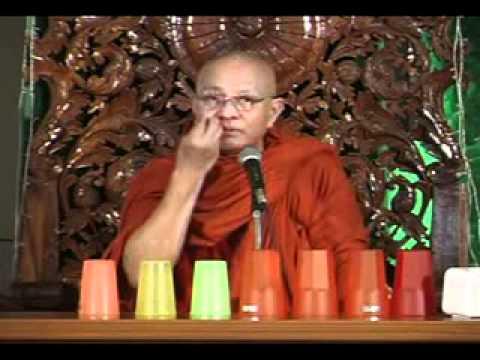"Aung San Sayadaw gave this Dhamma Talk: ""Samatha Vipassana Practice"" Tayardaw"