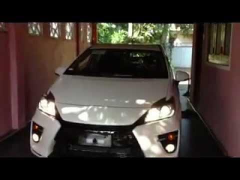 My Toyota Prius G Sport Edition   In Sri Lanka (Matara)   YouTube