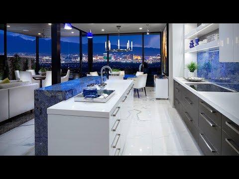 Ultra Contemporary Modern Las Vegas Strip View   $945k   2,841 Sqft   2 Master Suites