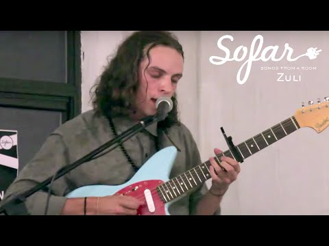 Zuli - Temecula Sunrise (Dirty Projectors Cover) | Sofar NYC