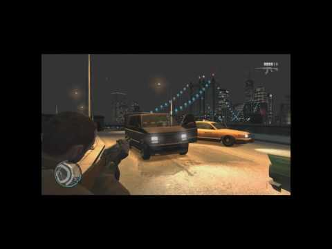 GTAIV roadrage therapy