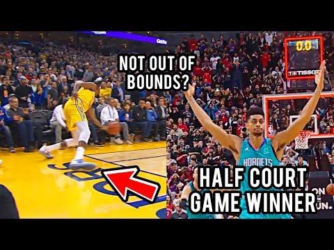 NBA OMG Moments 2019