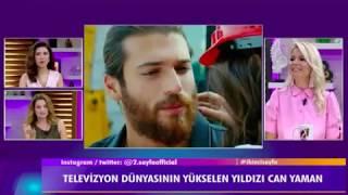Erkenci Kuş dizisi oyuncuları Demet Özdemir ile Can Yaman kavga mı etti?