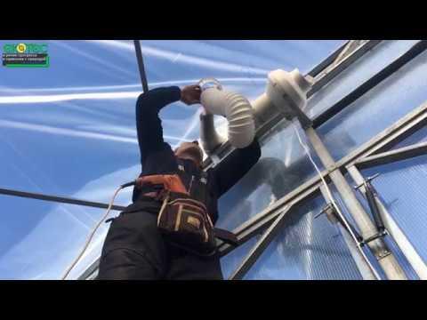 видео: секреты монтажа и сборки фермерской теплицы: от каркаса до пленки