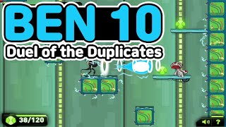 벤10 Duel of the Duplicates - 록…