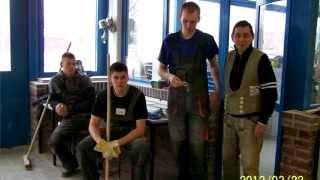 Uczniowie ZSB odbyli praktyki zawodowe we Frankfurcie