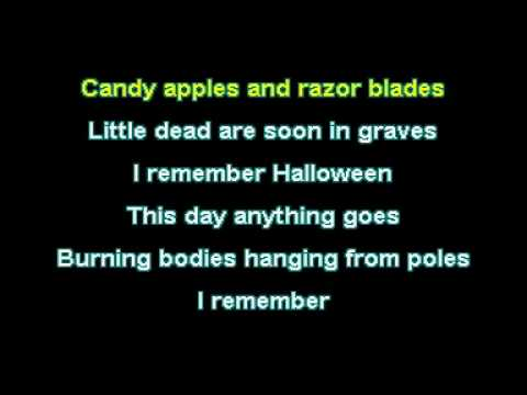 Misfits - Halloween Karaoke - YouTube