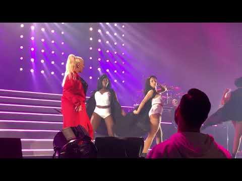 Christina Aguilera - Liberation Tour - Ain't No Other Man (Live)