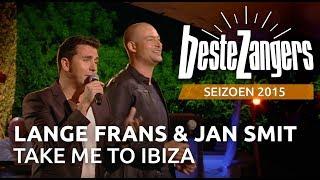 Lange Frans en Jan Smit - Take me to Ibiza - De Beste Zangers van Nederland