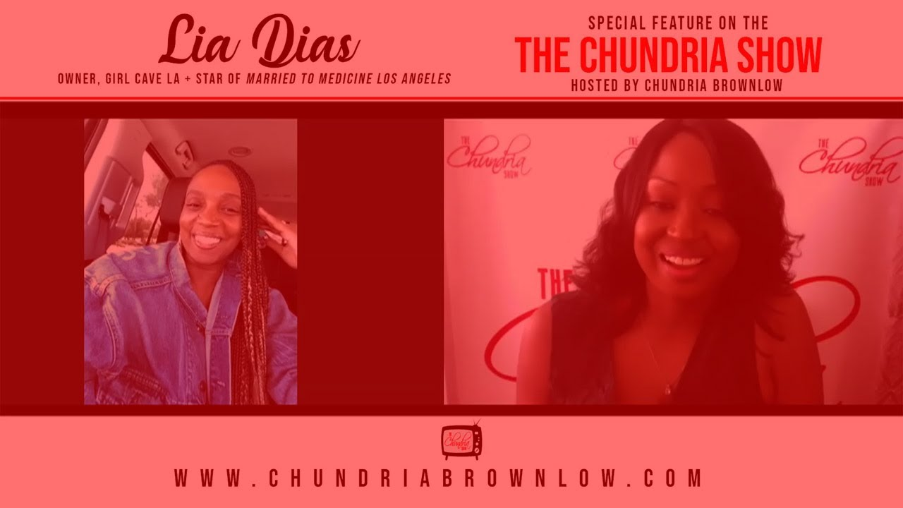 Bravo TV's Married To Medicine Star Lia Dias Talks Life A Mompreneur And Her Business, Girl Cave LA