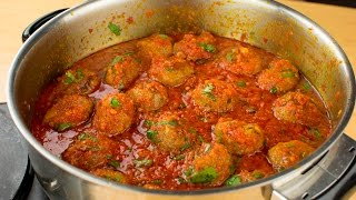Beef Recipes: How To Make Meatballs in Ata Dindin | Afropotluck
