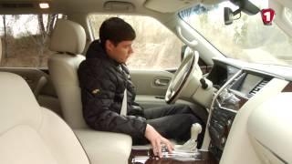 обзор Nissan Patrol 7го поколения Автополигон АвтоцентрTV