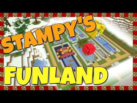 Stampy's Funland - Golf Course