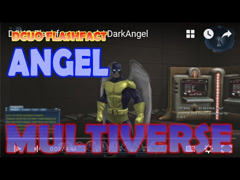DCUO Flashfact; Angel / DarkAngel