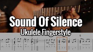 Sound Of Silence (Ukulele Fingerstyle) Simon and Garfunkel