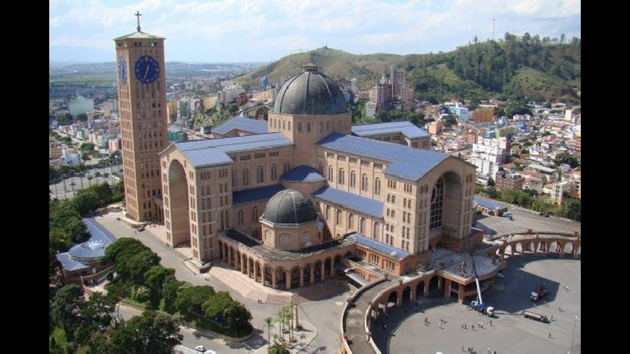 Rezemos Com Nossa Senhora Aparecida: Santuário Nacional De Nossa Senhora Da Conceição Aparecida