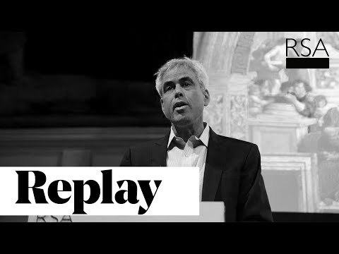 Why a 21st Century Enlightenment Needs Walls | Jonathan Haidt | RSA Replay