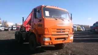Видео-обзор: Манипулятор Камаз -44108  (от «Трак-Платформа»)(ЦЕНА и ОПИСАНИЕ данной модели на сайте: http://truck-platforma.ru/kamaz-44108/ Компания «Трак-Платформа» - лидер по продаже..., 2015-10-29T10:24:04.000Z)